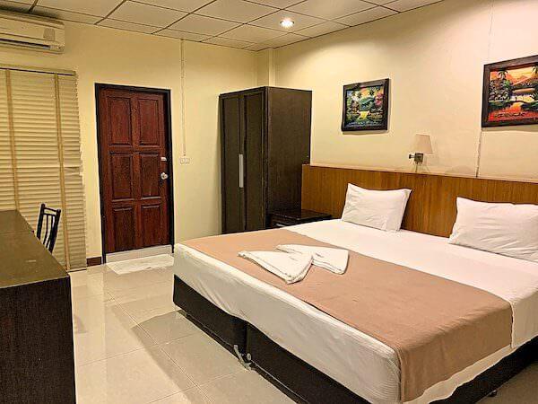 ロッジ 61 ホテル(Lodge 61 Hotel)の客室1