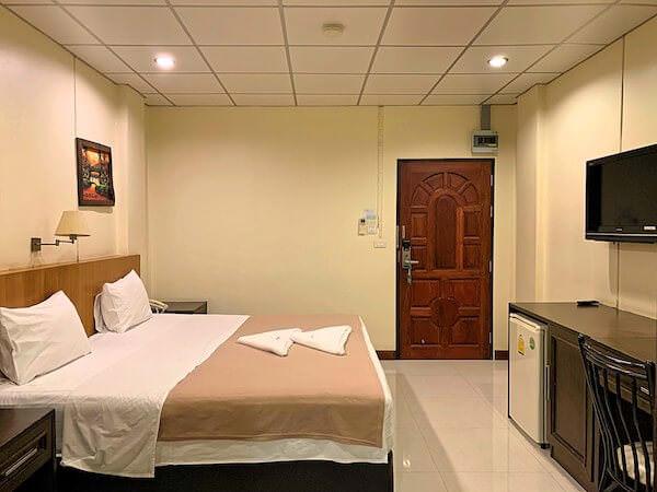ロッジ 61 ホテル(Lodge 61 Hotel)の客室2