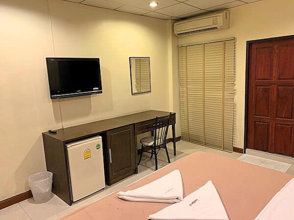 ロッジ 61 ホテル(Lodge 61 Hotel)の客室3
