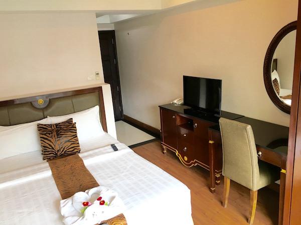 マレーズ ロッジ ホテル & レストラン(Maleez Lodge Hotel and Restaurant)の客室2
