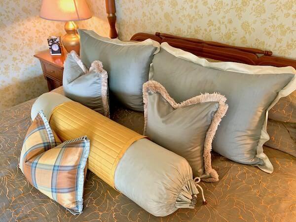 マンダリン オリエンタル バンコク(Mandarin Oriental Bangkok)のベッド
