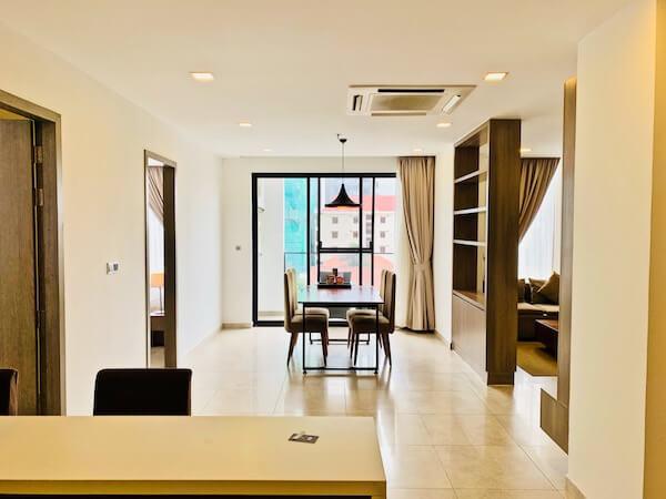 マンション 51 ホテル&アパートメント(Mansion 51 Hotel & Apartment)の客室1