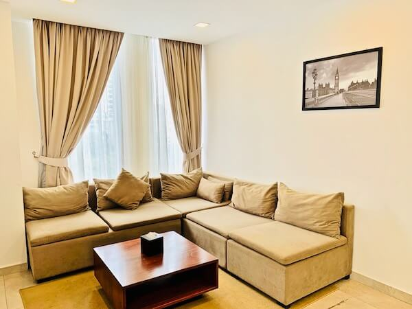 マンション 51 ホテル&アパートメント(Mansion 51 Hotel & Apartment)のソファールーム