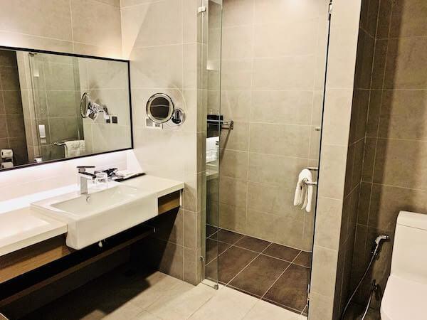マンション 51 ホテル&アパートメント(Mansion 51 Hotel & Apartment)のバスルーム