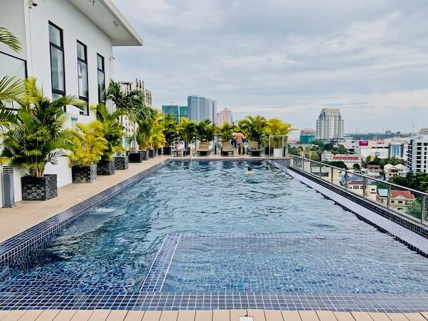 マンション 51 ホテル&アパートメント(Mansion 51 Hotel & Apartment)のプール