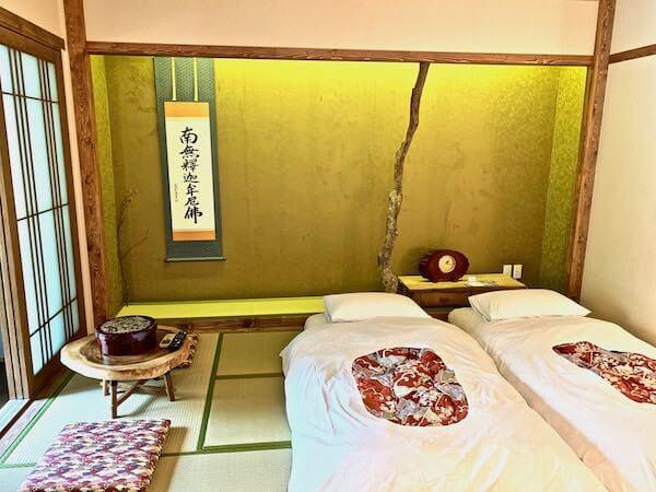 マユ バンコク ジャパニーズ スタイル ホテル(MAYU Bangkok Japanese Style Hotel)の客室1