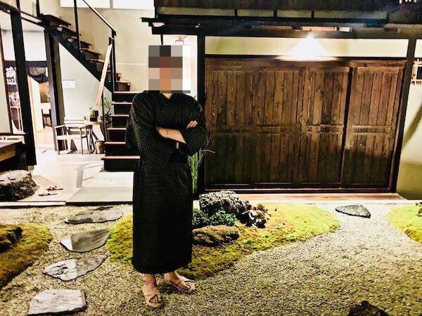 マユ バンコク ジャパニーズ スタイル ホテル(MAYU Bangkok Japanese Style Hotel)の浴衣
