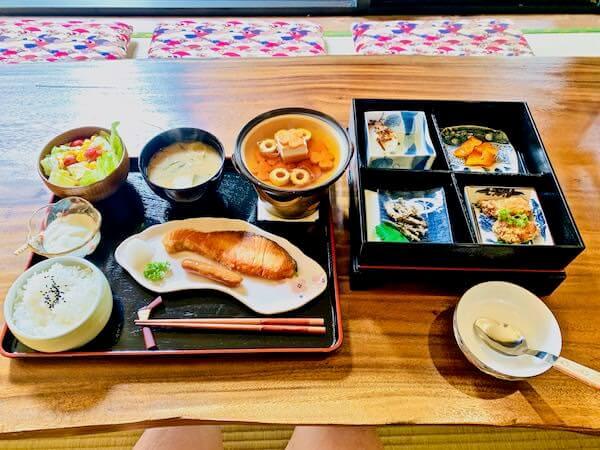 マユ バンコク ジャパニーズ スタイル ホテル(MAYU Bangkok Japanese Style Hotel)の朝食