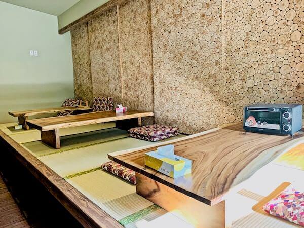 マユ バンコク ジャパニーズ スタイル ホテル(MAYU Bangkok Japanese Style Hotel)の朝食会場