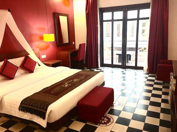 メコン アンコール パレス ホテル (Mekong Angkor Palace Hotel)の客室1