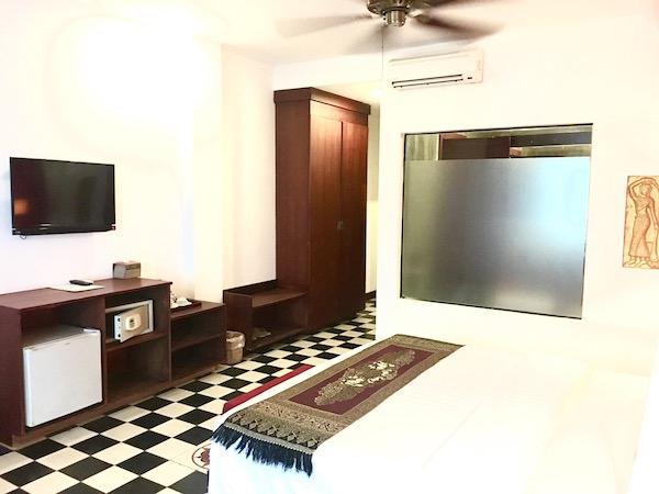 メコン アンコール パレス ホテル(Mekong Ankor Palace Hotel)の客室2