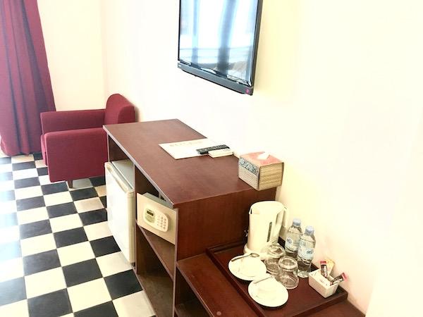 メコン アンコール パレス ホテル(Mekong Ankor Palace Hotel)の客室3