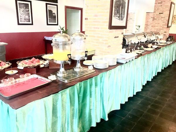 メコン アンコール パレス ホテル(Mekong Ankor Palace Hotel)の朝食2