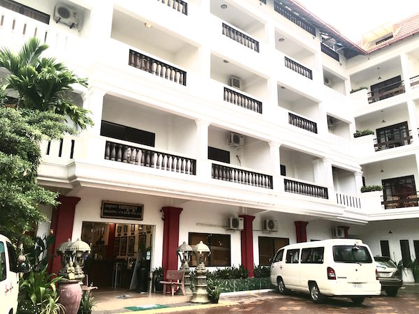 メコン アンコール パレス ホテル (Mekong Angkor Palace Hotel)の外観