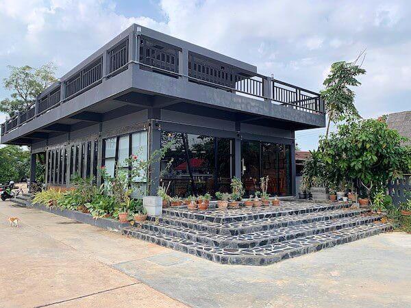 ミッドタウン スコータイ(Midtown Sukhothai)のレセプション棟