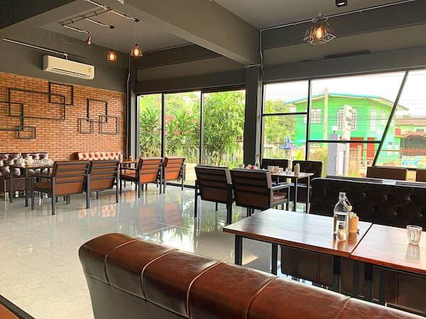 ミッドタウン スコータイ(Midtown Sukhothai)の朝食会場