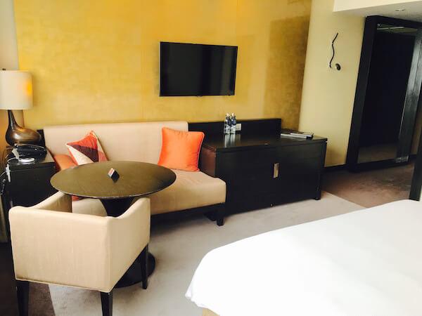 ミレニアム ヒルトン バンコク(Millennium Hilton Bangkok)の客室3