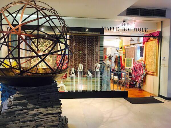ミレニアム ヒルトン バンコク(Millennium Hilton Bangkok)のお土産ショップ