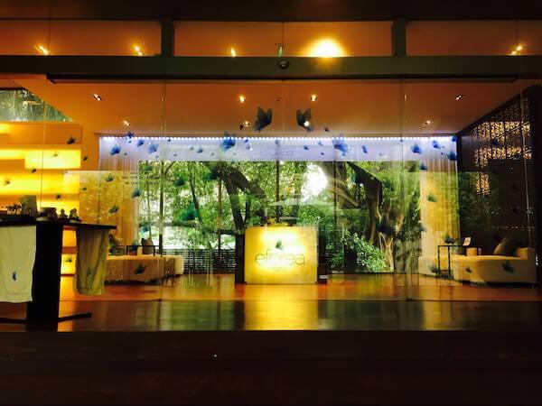 ミレニアム ヒルトン バンコク(Millennium Hilton Bangkok)のスパ