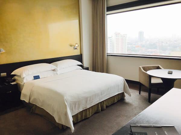 ミレニアム ヒルトン バンコク(Millennium Hilton Bangkok)の客室2