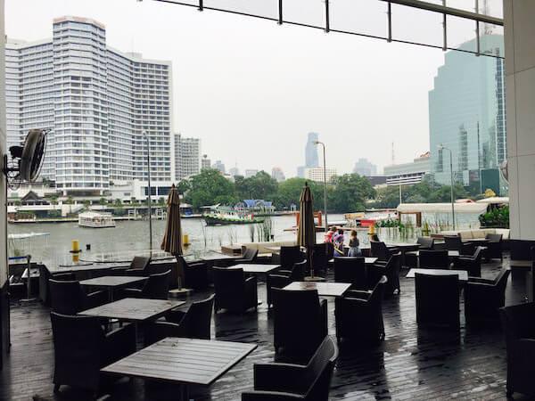 ミレニアム ヒルトン バンコク(Millennium Hilton Bangkok)のレストラン