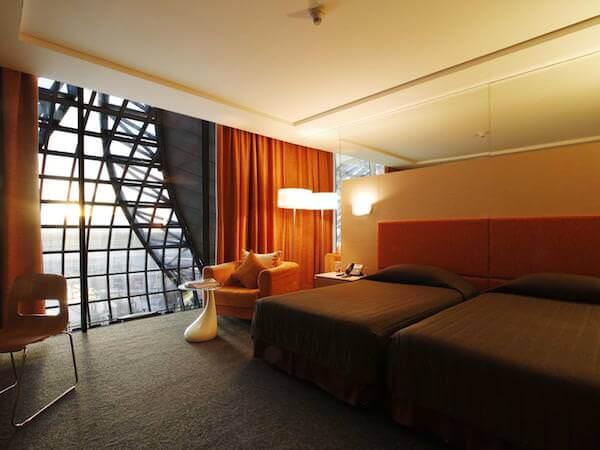 ミラクル トランジット ホテル(Miracle Transit Hotel)の客室