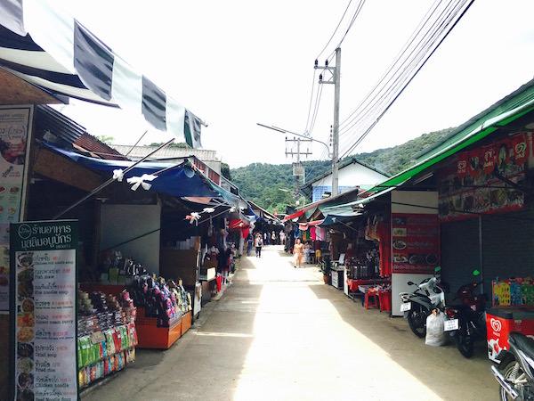 モン族の村2