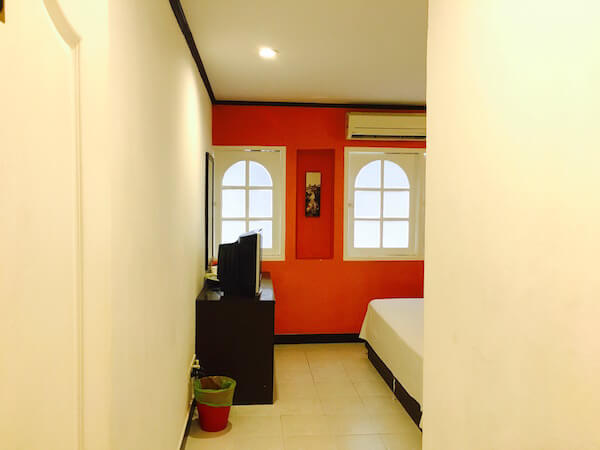 ミスター シー イン バンコク(Mr.sea in Bangkok)の客室1