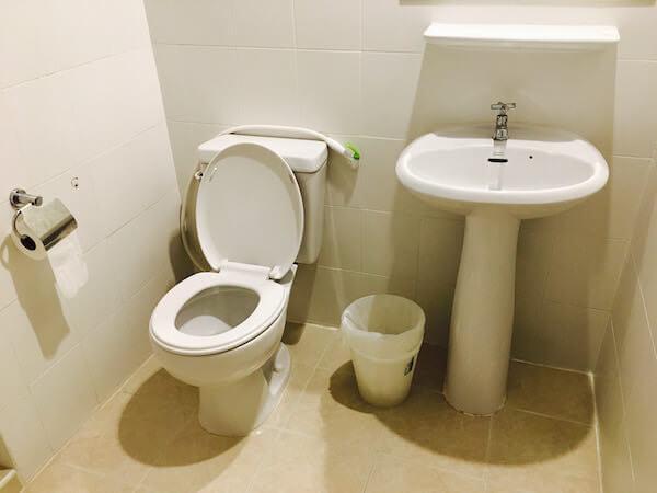 ミスター シー イン バンコク(Mr.sea in Bangkok)のシャワールーム2