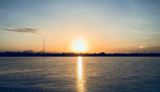 ナコンパノム観光の完全ガイド。メコン川が美しいラオスとの国境にある街。