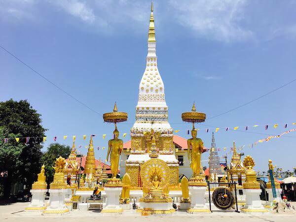 ワット・マハータートの仏塔