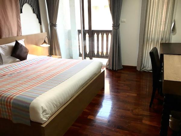 ナコーン デ スコータイ ヒップ ホテル (Nakorn De Sukhothai Hip Hotel)の客室1