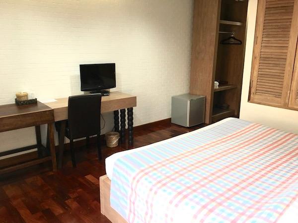 ナコーン デ スコータイ ヒップ ホテル (Nakorn De Sukhothai Hip Hotel)の客室2