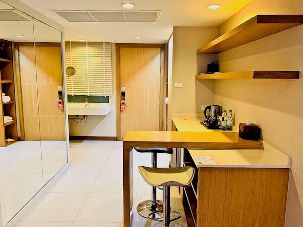 ナントラ リトリート & スパ(Nantra Retreat & Spa)の客室3