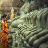 アユタヤの僧侶