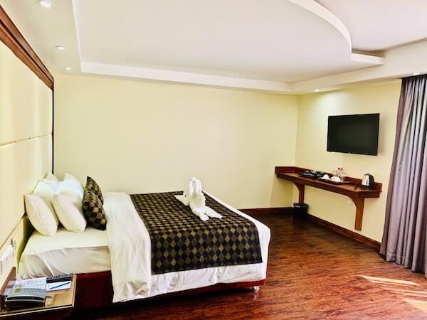 オハナ プノンペン パレス ホテル(Ohana Phnom Penh Palace Hotel)の客室2
