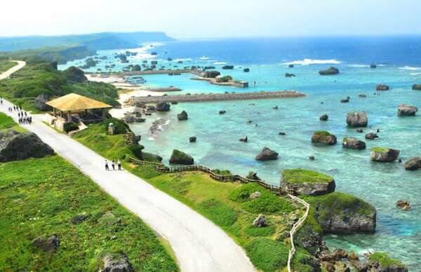 沖縄の宮古島