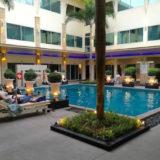 オンヌットにあるおすすめホテル。長期滞在や外こもりにもおすすめ。