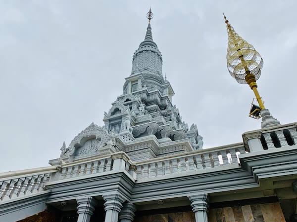 ウドンの仏塔1