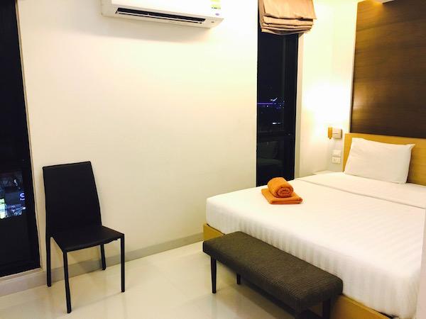 P.72 ホテル(P.72 Hotel)の客室5