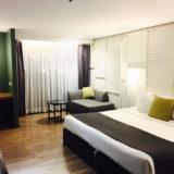 ページ10ホテル。パタヤ中心街にある人気ホテル宿泊レビュー。