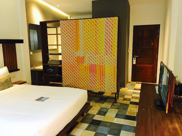ページズ ルームズ ホテルの客室1