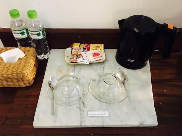 ページズ ルームズ ホテル (Pages-Rooms Hotel)の無料コーヒー