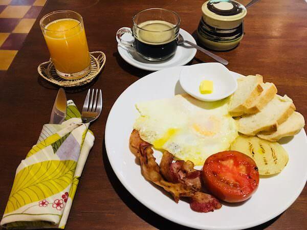 ページズ ルームズ ホテル (Pages-Rooms Hotel)の朝食