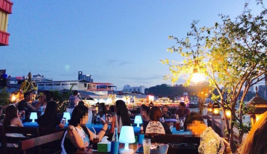 パタヤのおすすめレストラン。海沿いで素敵な景色を望める人気レストラン9選。