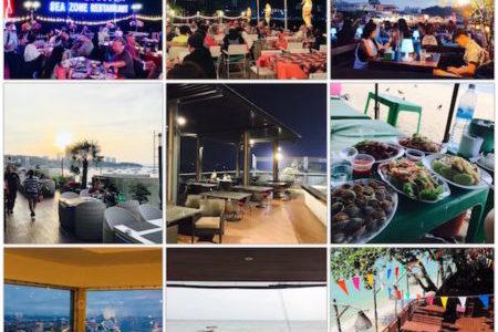 パタヤのおすすめレストラン10選。人気の海沿いオーシャンビュー。