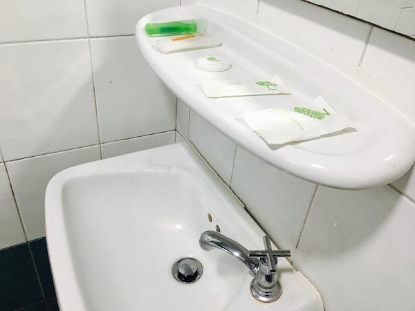 スク22(Suk22)のシャワールーム2