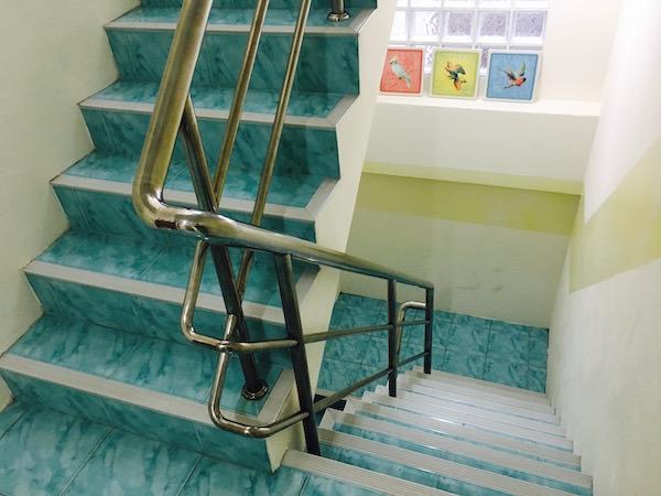 スク22(Suk22)の階段1
