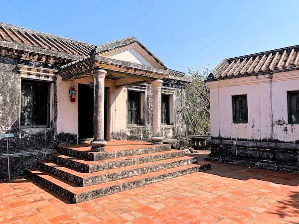 プラナコーンキリ国立歴史公園の神殿2