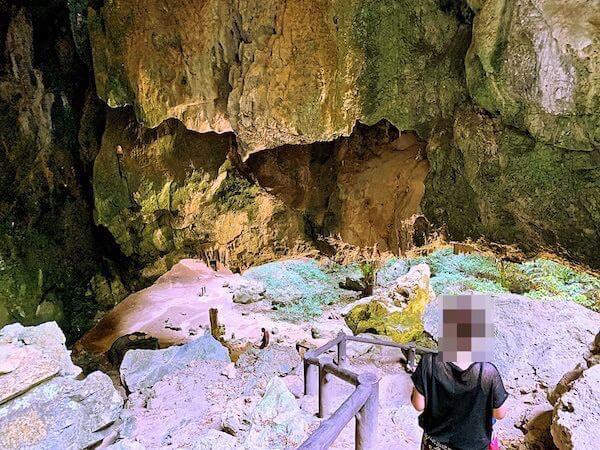 プラヤーナコーン洞窟の入り口